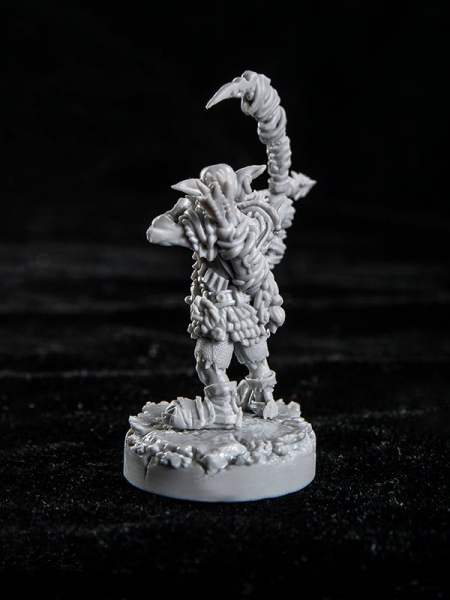 28mm Goblin Archer v2.0
