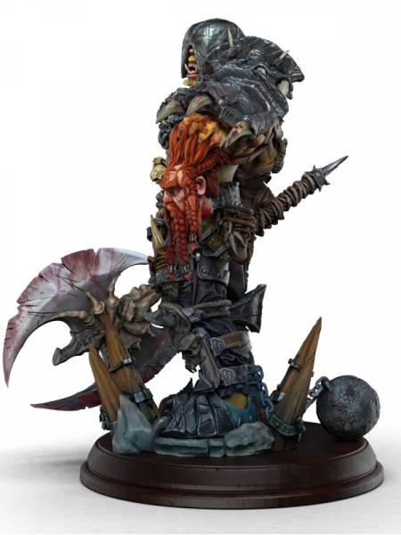 ORC WARLORD + ALL ADD-ONS
